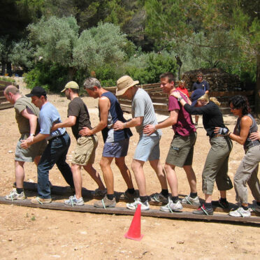 Teamevent auf Mallorca