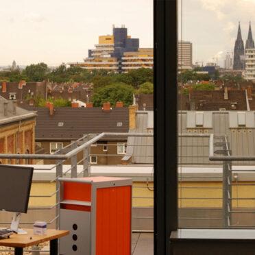 Ausblick der Kölner Geschäftsstelle bis 2015