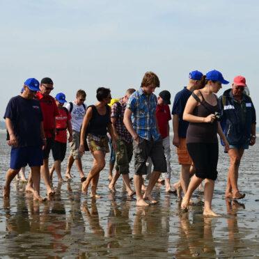 Sommerfahrt 2011 an die Nordsee
