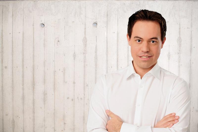 Benedikt Uckat – Leiter Business Development