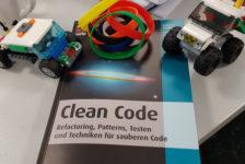 Clean Code Kompakt – Praktiken und Prinzipien für gute Software