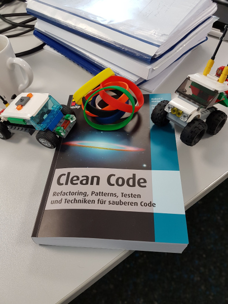 CleanCode Workshop Buch