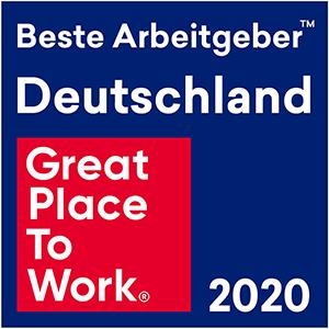 Siegel Bester Arbeitgeber Deutschland