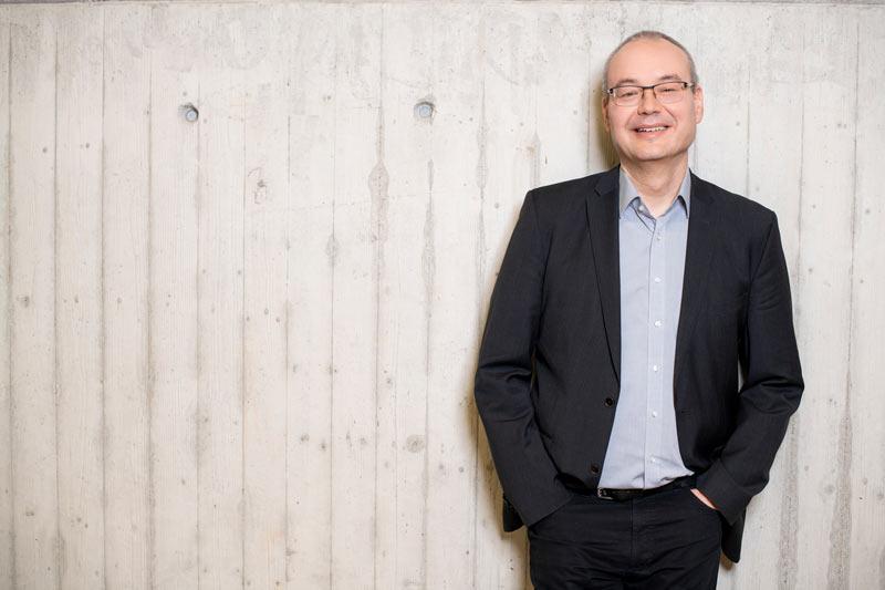 Dr. Friedrich Budde – Leiter Forschung & Entwicklung