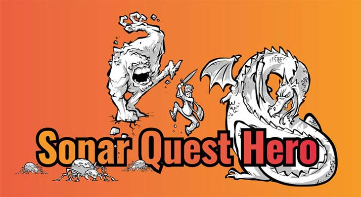 SonarQuest Logo