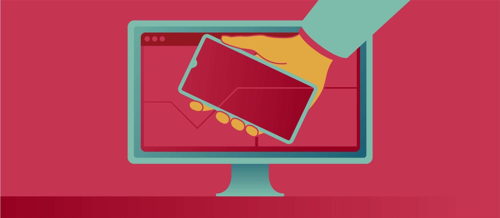Header Mobile- und Weblösungen