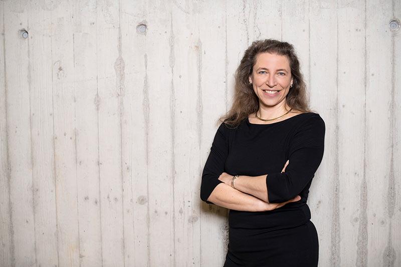 Rita Helter – Leiterin Personal