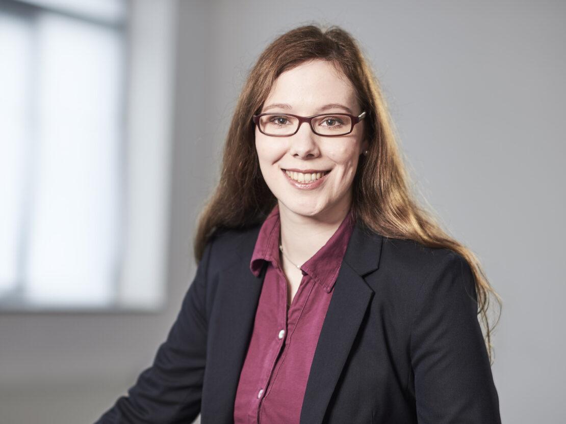 Anne Wertenbruch von der viadee AG ist Referentin für das Kurzseminar Scrum für Stakeholder