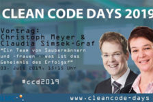 Clean Code Days 2019