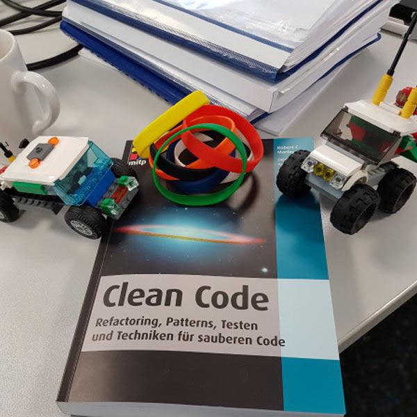 Clean Code Buch