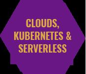 Ankerlink Clouds, Kubernetes, Serverless