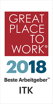 Beste Arbeitgeber in der ITK 2018