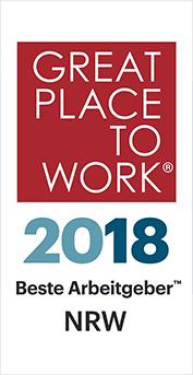 Beste Arbeitgeber in NRW