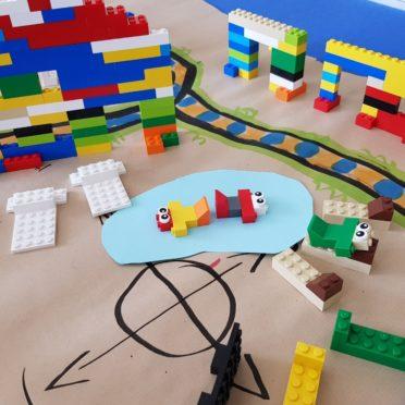 Erfolgsseminar zu Scrum und Agilen Methoden: Gruppenübung Lego