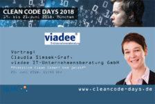 Clean Code Days 2018